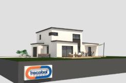 Maison+Terrain de 6 pièces avec 4 chambres à Landivisiau 29400 – 200320 €