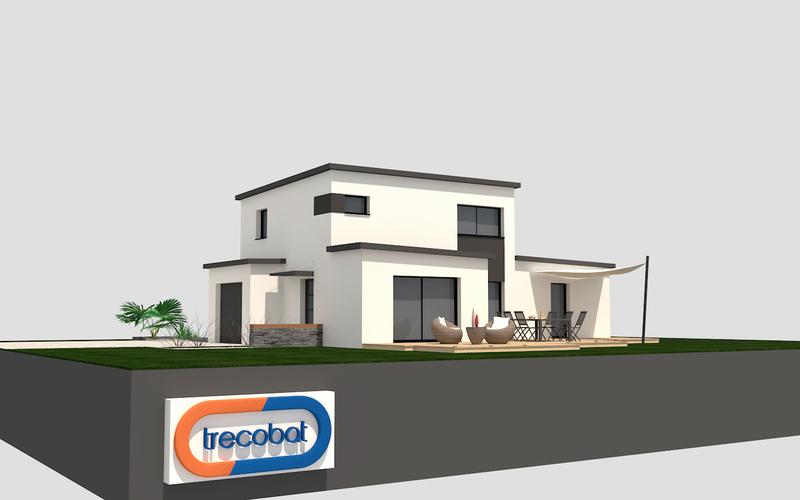 Maison+Terrain de 6 pièces avec 4 chambres à Carantec 29660 – 209000 € - SME-17-09-07-134