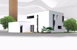 Maison+Terrain de 6 pièces avec 4 chambres à Saint Thégonnec 29410 – 216630 €