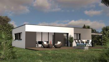 Maison+Terrain de 5 pièces avec 3 chambres à Plouigneau 29610 – 137400 €