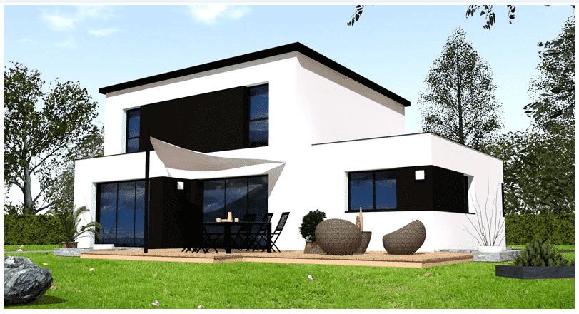 Maison+Terrain de 7 pièces avec 3 chambres à Meucon 56890 – 271070 € - VB-18-09-27-8