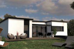 Maison+Terrain de 7 pièces avec 3 chambres à Cabanac et Villagrains 33650 – 225000 €