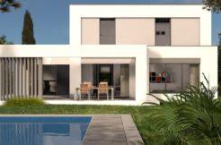 Maison+Terrain de 5 pièces avec 4 chambres à Saint Pierre de Lages 31570 – 250000 €