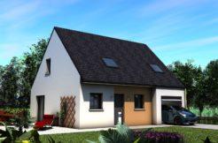 Maison+Terrain de 5 pièces avec 4 chambres à Plourin lès Morlaix 29600 – 173900 €