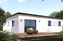 Maison+Terrain de 5 pièces avec 3 chambres à Plourin lès Morlaix 29600 – 165800 €