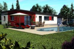 Maison+Terrain de 4 pièces avec 3 chambres à Plourin lès Morlaix 29600 – 163800 €