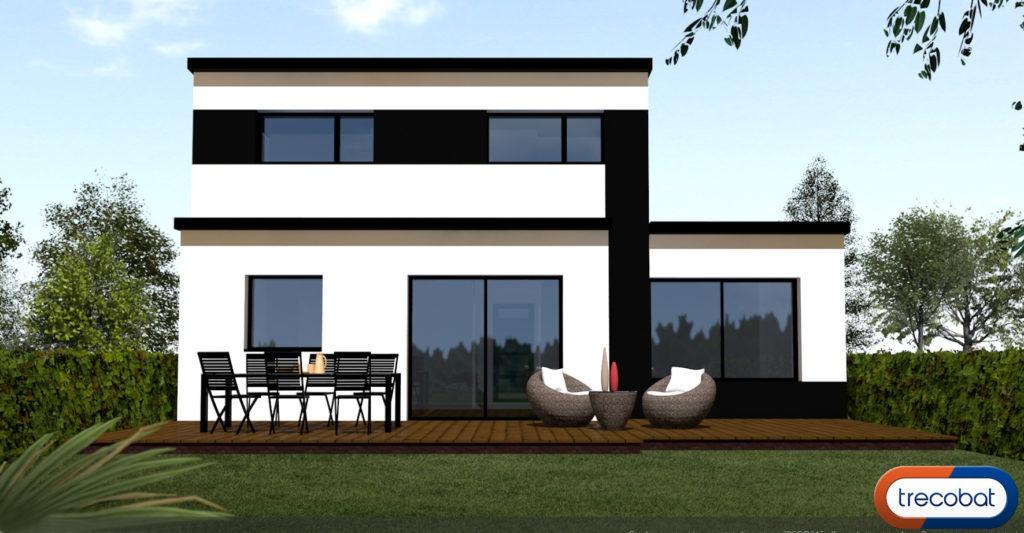 Maison+Terrain de 6 pièces avec 4 chambres à Plougonvelin 29217 – 214000 € - SCO-18-11-12-8