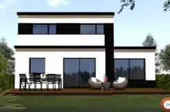Maison+Terrain de 6 pièces avec 4 chambres à Saint Renan 29290 – 211950 € - SCO-18-08-06-5