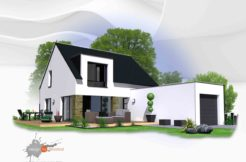 Maison+Terrain de 6 pièces avec 4 chambres à Guidel 56520 – 251344 € - SLG-19-11-07-5