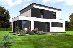 Maison+Terrain de 6 pièces avec 4 chambres à Landivisiau 29400 – 182320 €