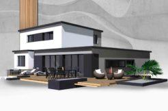 Maison+Terrain de 7 pièces avec 5 chambres à Saint Thégonnec 29410 – 213630 €