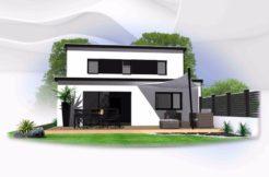 Maison+Terrain de 6 pièces avec 4 chambres à Saint Thégonnec 29410 – 177630 €