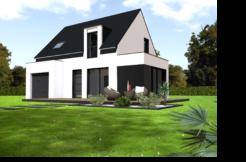 Maison+Terrain de 5 pièces avec 3 chambres à Guiclan 29410 – 150280 € - SME-18-06-12-47