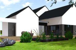 Maison+Terrain de 6 pièces avec 3 chambres à Saint Méloir des Ondes 35350 – 333000 € - GBL-18-06-20-1