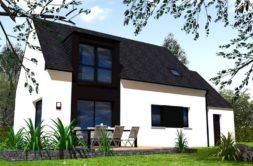 Maison+Terrain de 5 pièces avec 4 chambres à Lanvallay 22100 – 168500 € - NGL-19-02-19-15