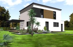 Maison+Terrain de 5 pièces avec 4 chambres à Pleurtuit 35730 – 257200 € - NGL-19-02-19-5