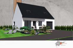 Maison+Terrain de 6 pièces avec 4 chambres à Plouzané 29280 – 176900 € - GLB-18-07-24-16
