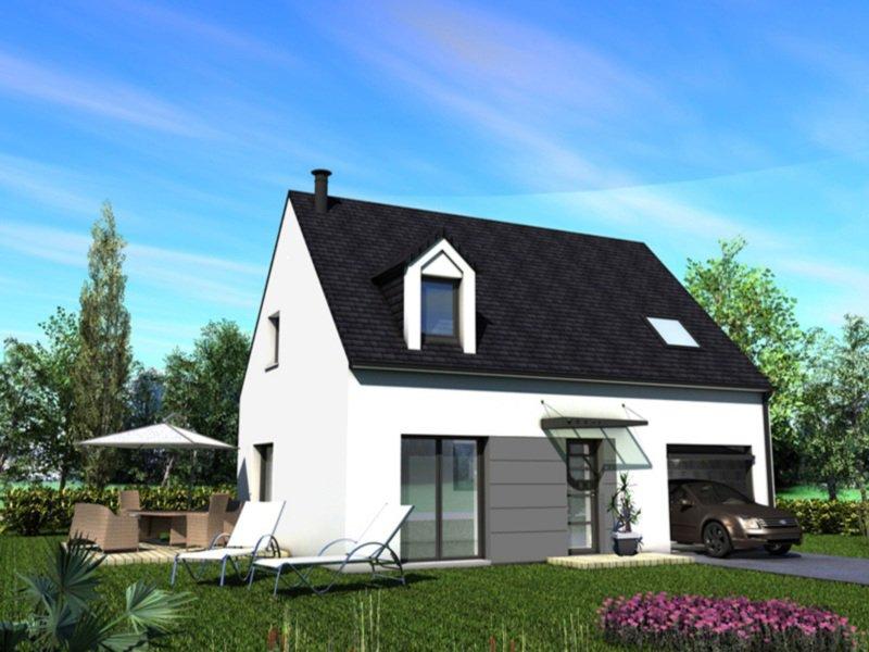 Maison+Terrain de 5 pièces avec 3 chambres à Blain 44130 – 176108 € - BF-19-04-23-8