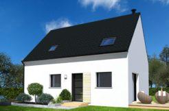 Maison+Terrain de 6 pièces avec 4 chambres à Plouzané 29280 – 199000 € - GLB-18-07-24-17