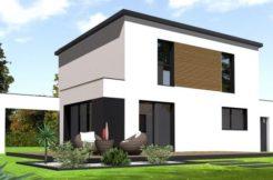 Maison+Terrain de 5 pièces avec 4 chambres à Caudan 56850 – 195000 € - GMA-19-03-04-89
