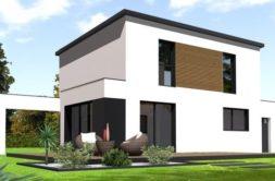 Maison+Terrain de 5 pièces avec 4 chambres à Guidel 56520 – 310000 € - GMA-19-03-04-158