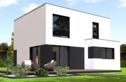 Maison+Terrain de 5 pièces avec 4 chambres à Caudan 56850 – 216656 € - GMA-19-03-04-179