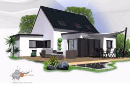 Maison+Terrain de 6 pièces avec 4 chambres à Guidel 56520 – 240000 € - SLG-19-09-05-3