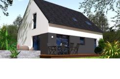 Maison+Terrain de 5 pièces avec 4 chambres à Guidel  – 230000 € - SLG-19-08-13-2