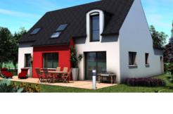 Maison+Terrain de 5 pièces avec 4 chambres à Locmiquélic 56570 – 237000 €