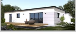 Maison+Terrain de 4 pièces avec 3 chambres à Inzinzac Lochrist 56650 – 176244 € - GMA-19-09-05-70