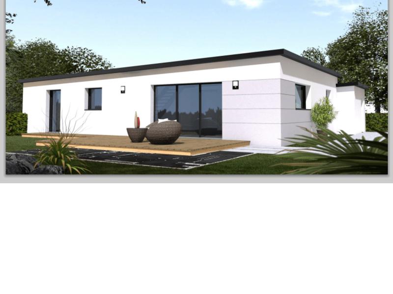 Maison+Terrain de 4 pièces avec 3 chambres à Guidel 56520 – 198725 € - GMA-19-09-05-45