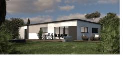Maison+Terrain de 4 pièces avec 3 chambres à Caudan 56850 – 196956 € - GMA-19-03-04-180