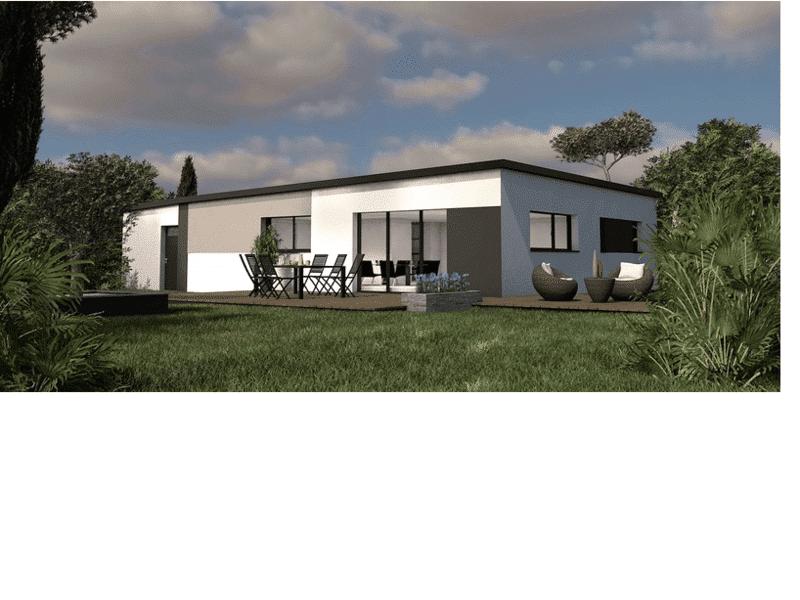 Maison+Terrain de 4 pièces avec 3 chambres à Caudan 56850 – 181976 € - GMA-19-03-04-91