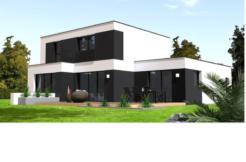 Maison de 128m2 avec 5 pièces dont 4 chambres - M-MR-170804-5017
