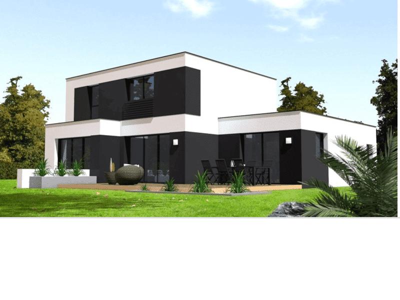 Maison+Terrain de 5 pièces avec 4 chambres à Hennebont 56700 – 206400 €