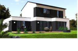 Maison+Terrain de 5 pièces avec 4 chambres à Guidel 56520 – 248530 € - GMA-19-03-04-117