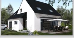 Maison+Terrain de 5 pièces avec 4 chambres à Lanester 56600 – 215300 € - GMA-18-11-09-73