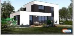 Maison+Terrain de 5 pièces avec 4 chambres à Caudan 56850 – 203200 €
