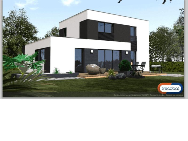 Maison+Terrain de 5 pièces avec 4 chambres à Hennebont 56700 – 193200 € - GMA-18-05-10-124