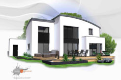 Maison+Terrain de 6 pièces avec 4 chambres à Lanester 56600 – 315300 € - GMA-19-03-04-206