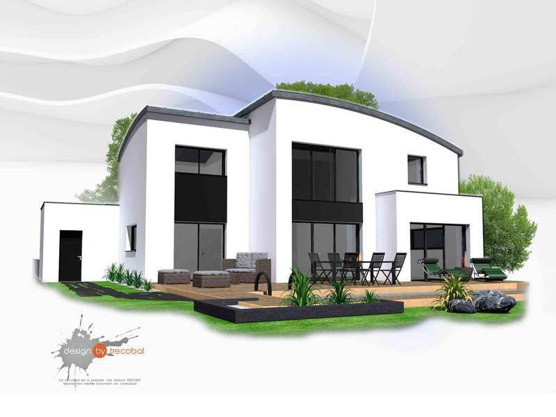 Maison+Terrain de 6 pièces avec 4 chambres à Lanester 56600 – 321300 € - GMA-19-03-04-260