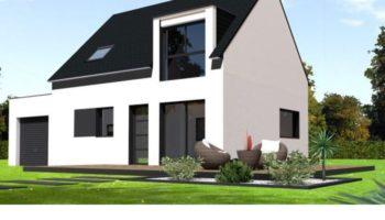 Maison+Terrain de 5 pièces avec 4 chambres à Brandérion 56700 – 182900 € - GMA-19-03-04-280