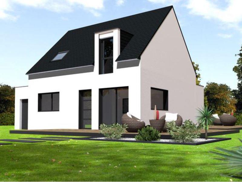 Maison de 102m2 avec 5 pièces dont 4 chambres - M-MR-170804-5071