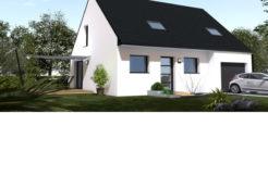 Maison+Terrain de 6 pièces avec 4 chambres à Saint Germain du Pinel 35370 – 163869 €