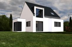 Maison+Terrain de 6 pièces avec 4 chambres à Plouguerneau 29880 – 184000 € - YDE-19-01-25-1