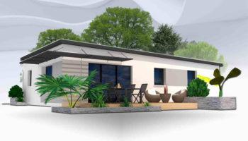 Maison+Terrain de 4 pièces avec 2 chambres à Pont Aven 29930 – 175600 € - CCR-18-07-17-15