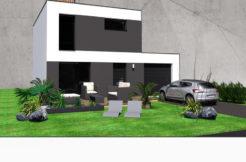 Maison+Terrain de 5 pièces avec 3 chambres à Rosporden 29140 – 170300 €