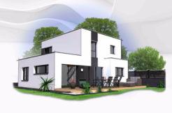 Maison+Terrain de 6 pièces avec 4 chambres à Locmaria Plouzané 29280 – 230000 € - GLB-18-07-06-26
