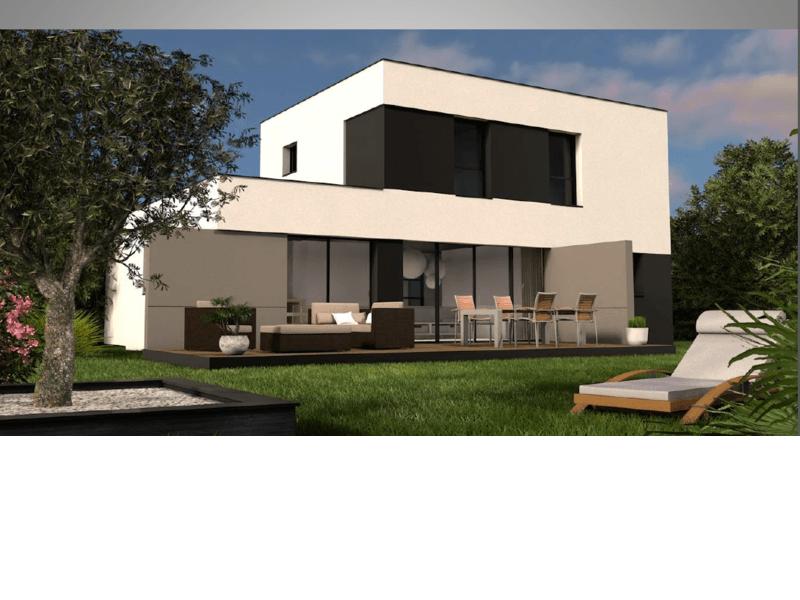 Maison+Terrain de 7 pièces avec 4 chambres à Cordemais 44360 – 230500 € - BF-18-07-17-4