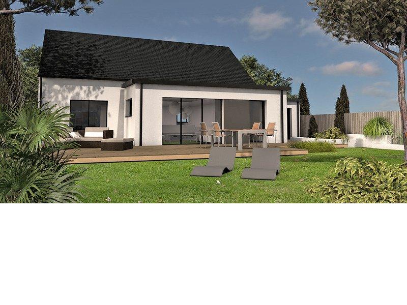 Maison+Terrain de 5 pièces avec 3 chambres à Piriac sur Mer 44420 – 325000 € - LBON-18-09-19-61